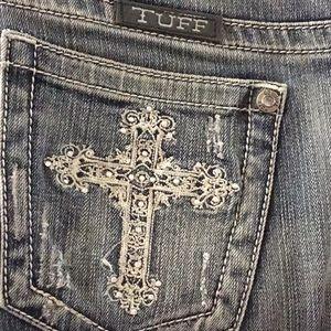 Cowgirl Tuff Jeans 25x36